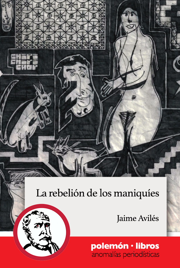 Book Cover: La rebelión de los maniquíes