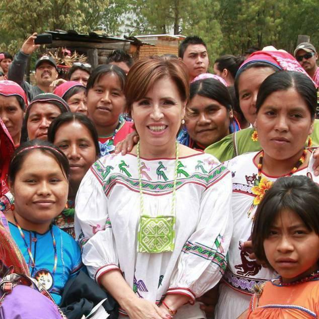 Quien Es Rosario Robles: Rosario Robles
