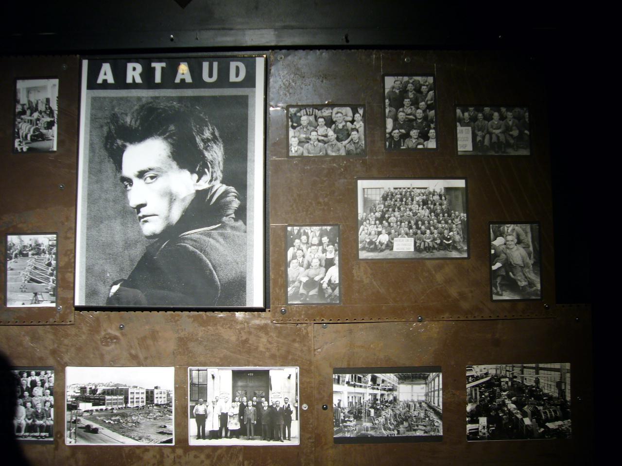 Project Artaud. Foto: Jefurii/Flickr