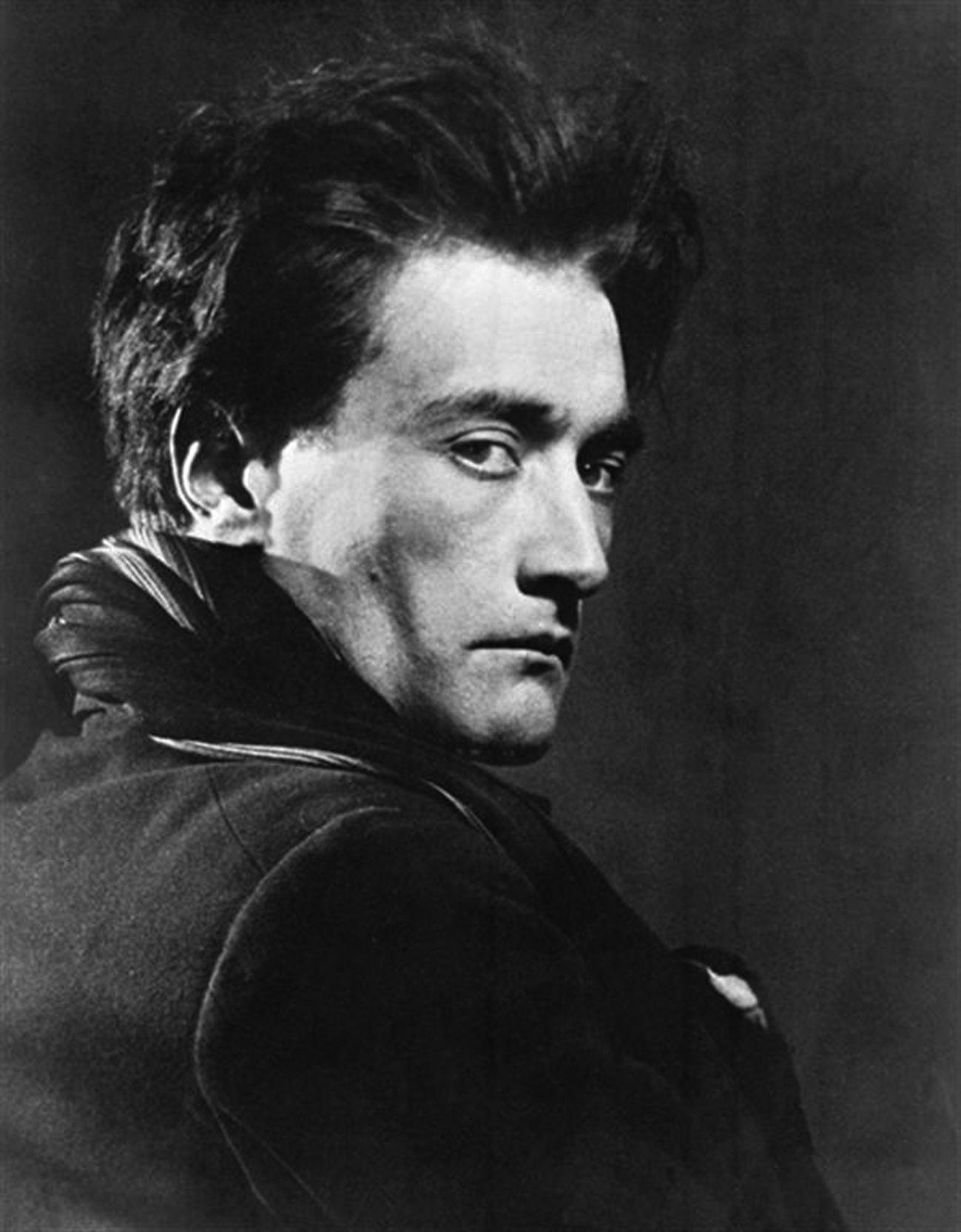 El poeta Antonin Artaud. Foto: Internet