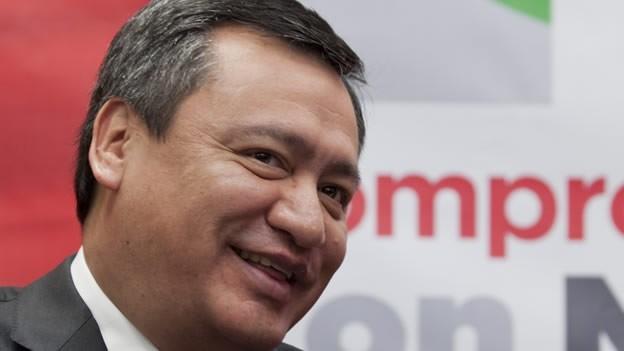 El secretario de Gobernación, Miguel Ángel Osorio Chong.