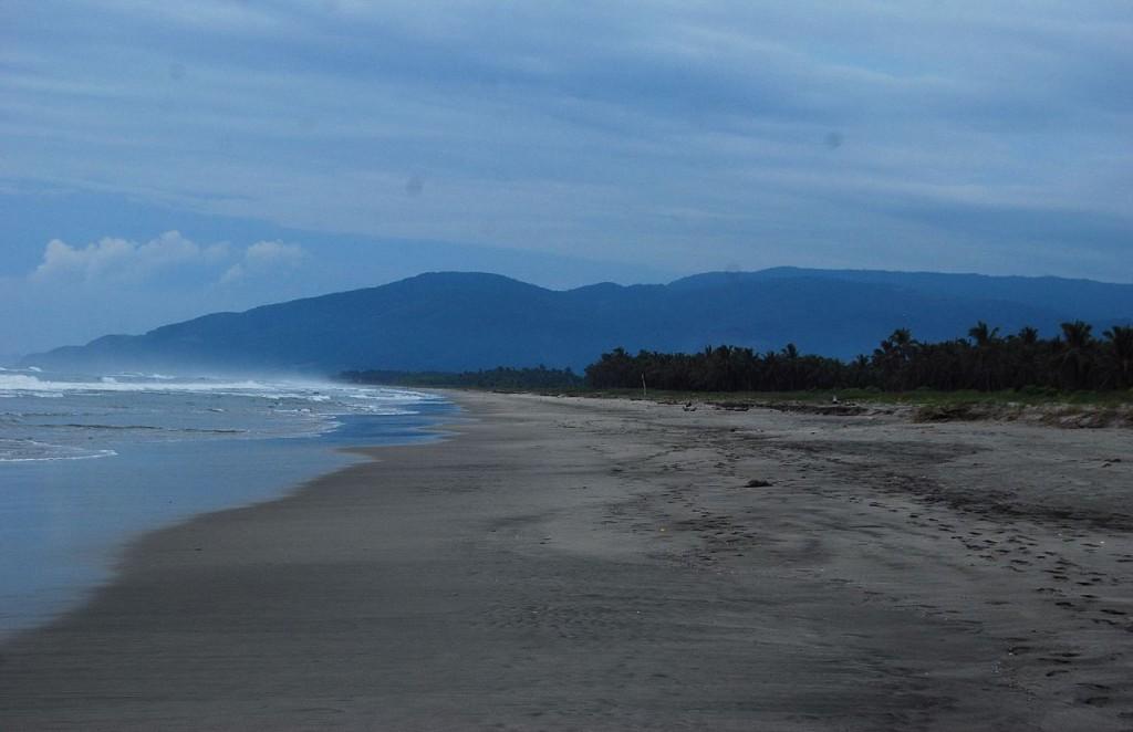 Playas en Ostula, Michoacán. Foto: Sabotaje/Flickr