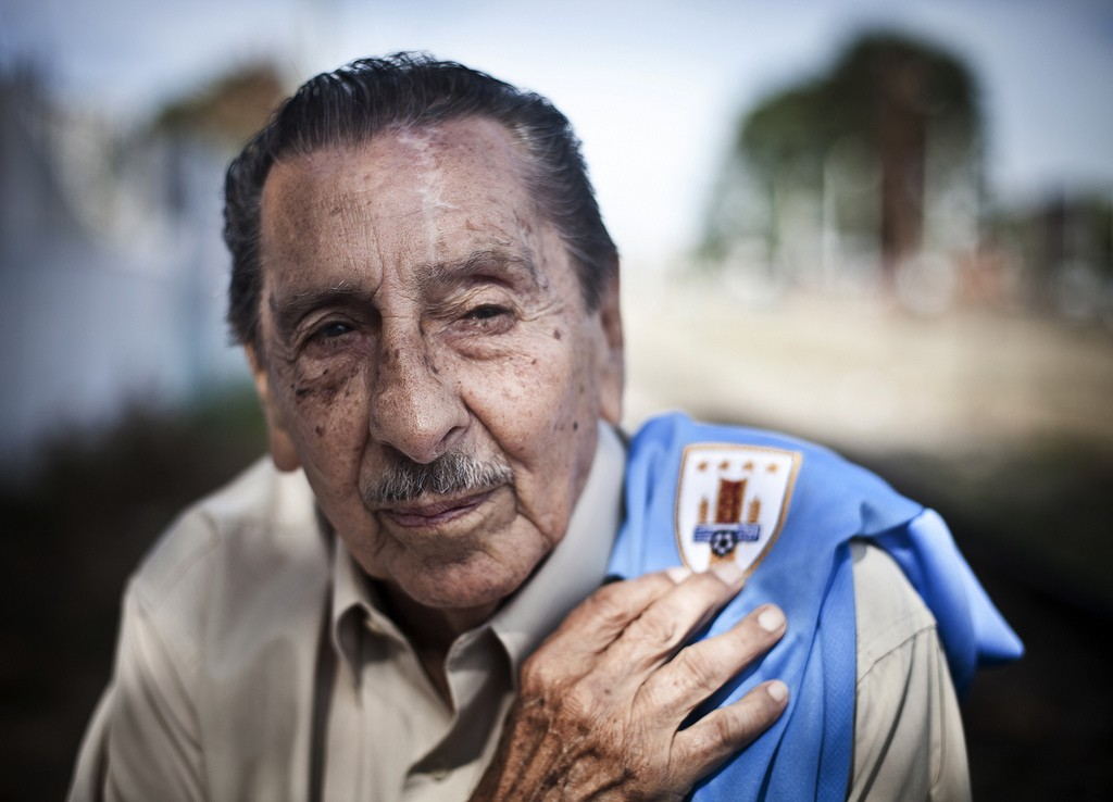 Alcides Ghiggia. Foto: Guillermo Giansanti/Flickr