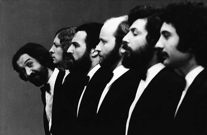 Les Luthiers. Foto: Sacha Maxim/Flickr