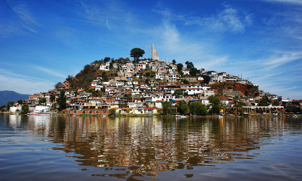 La isla de Janitzio. Foto: Ricardo Villar/Flickr