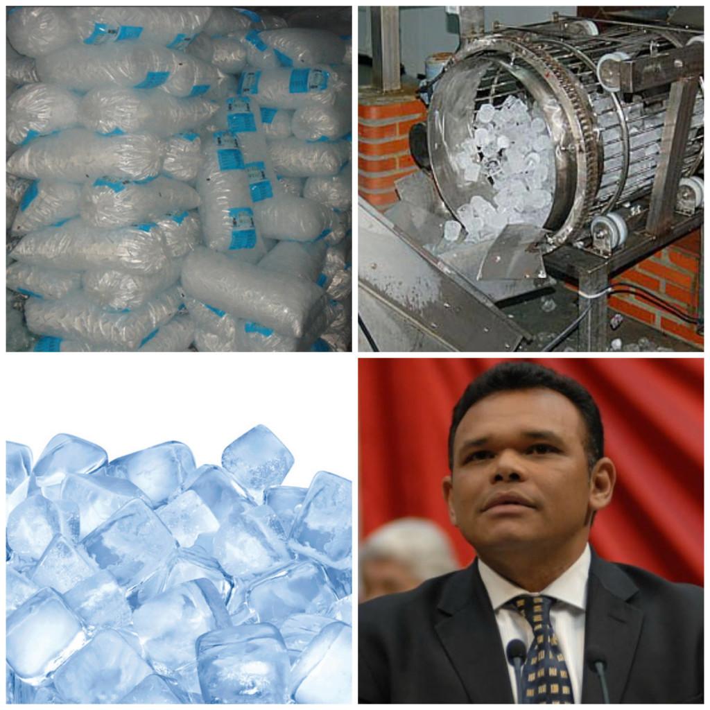 """¿Rolando Zapata Bello, gobernador de Yucatán, se convertirá en """"El señor de los hielos""""?"""