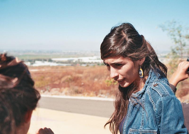 Sofía, de Un Salto de Vida A.C., es una de las impulsoras de un cambio social en su comunidad. Foto: César Octavio Huerta