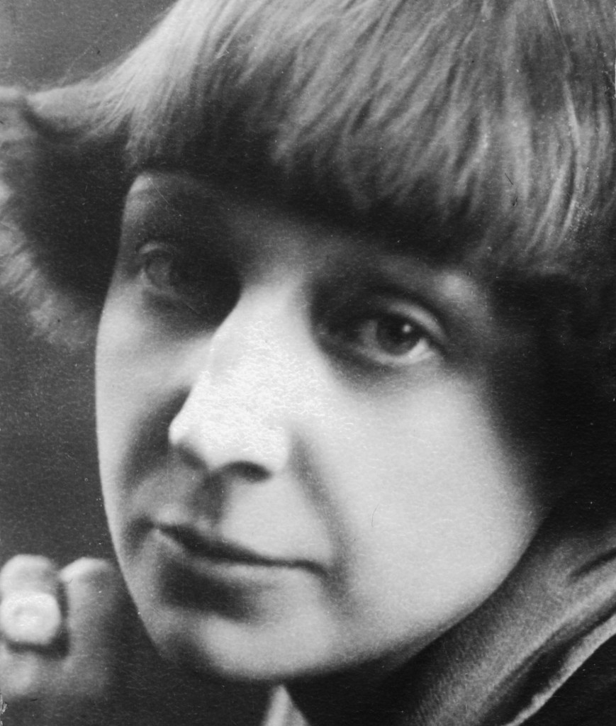 Marina Tsvetáyeva.