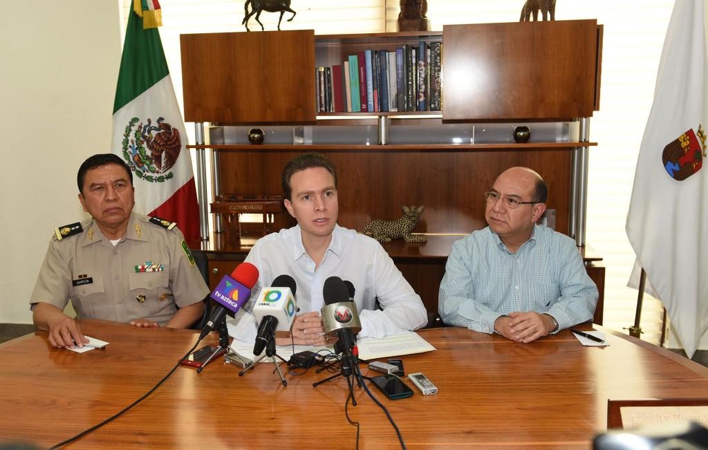 Manuel Velasco Coello, gobernador de Chiapas. Foto: Facebook