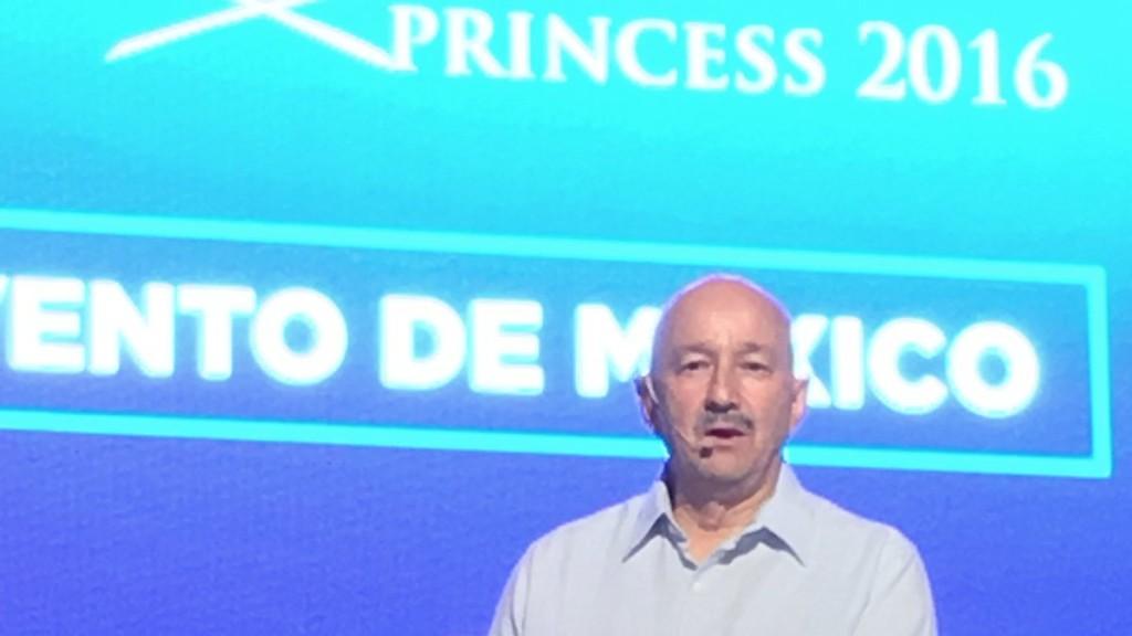 Carlos Salinas de Gortari en Acapulco, Guerrero.