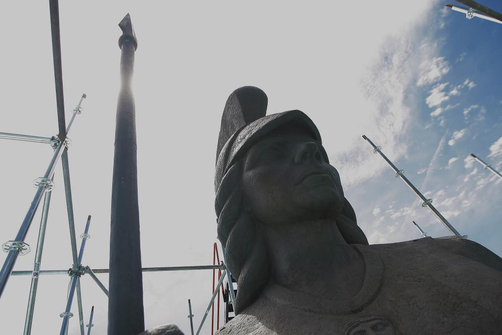 Intervención de La Minerva. Foto: Gobierno de Guadalajara/Flickr