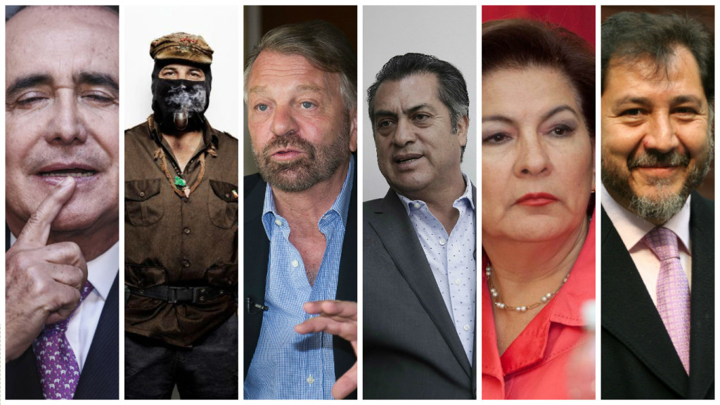 """Los """"independientes"""" al 2018"""