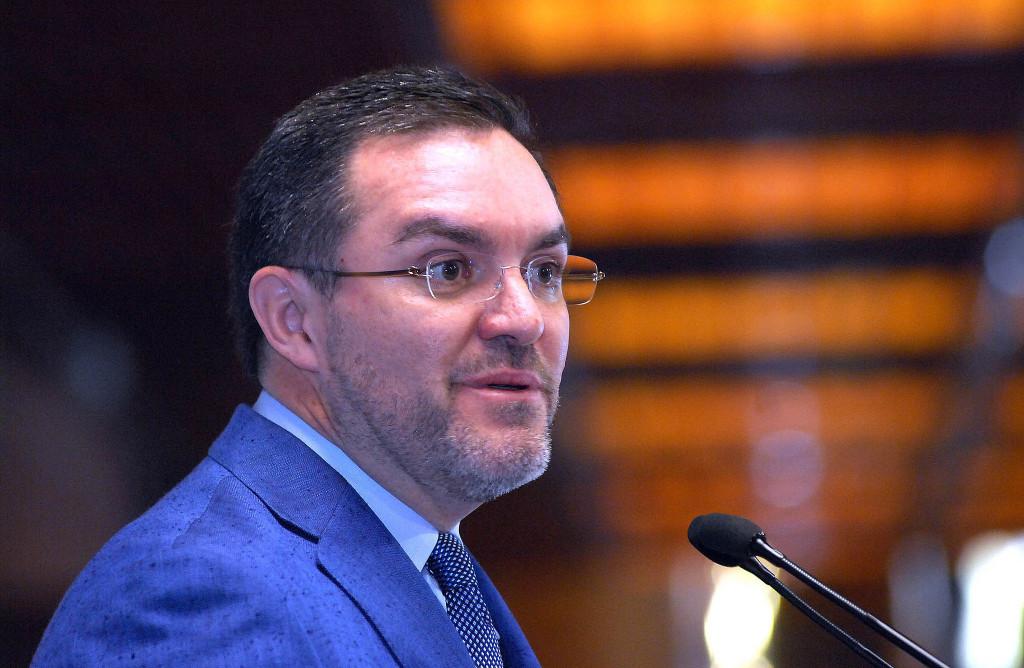 El diputado del PAN, Federico Döring. Foto: Especial