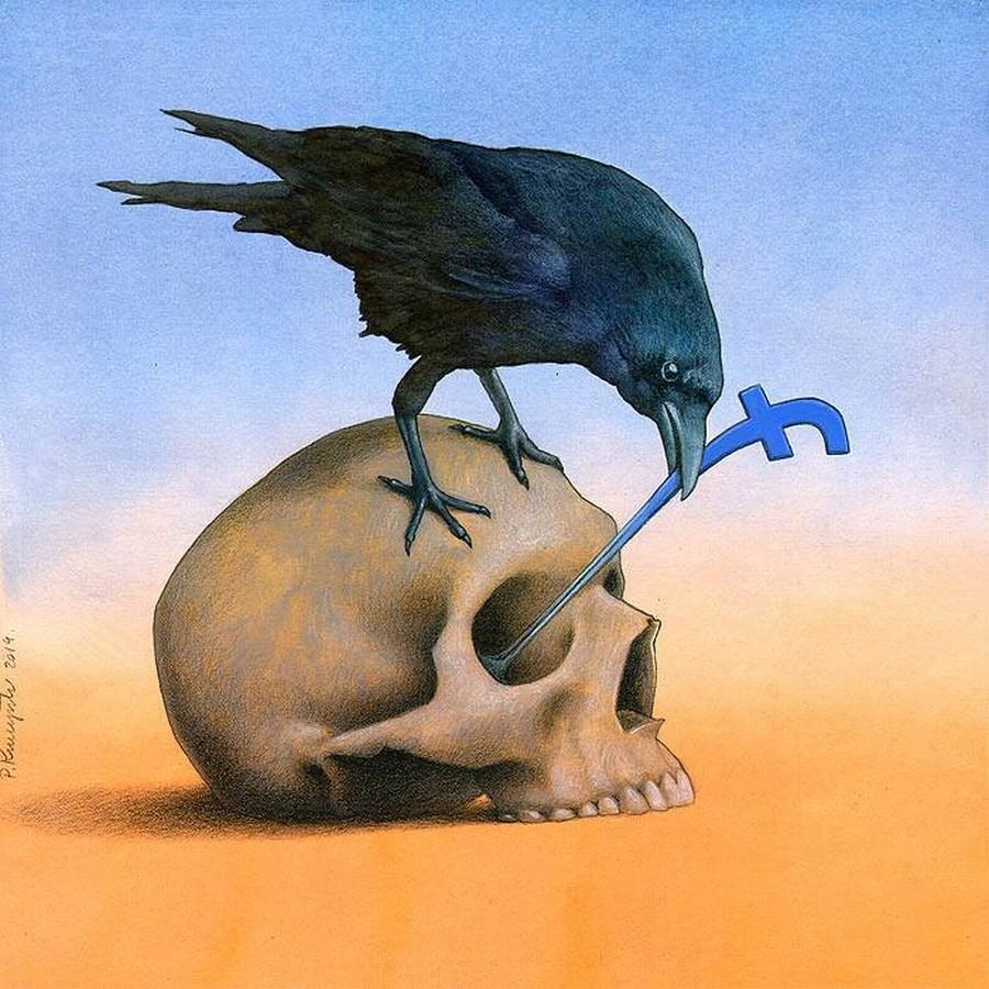 Ilustración: Pawel Kuczynski