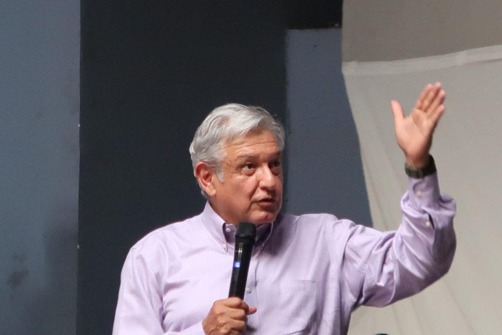 Andrés Manuel López Obrador. Foto: Especial