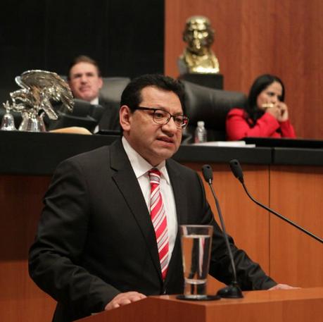 Felipe Alfredo Fuentes Barrera, magistrado del TEPJF.