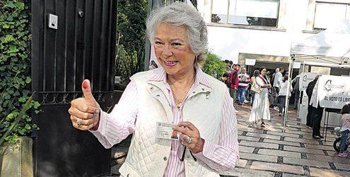 Mariguana legal para sembrar y fumar, propone Olga Sánchez Cordero