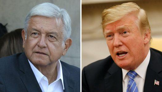 El nuevo TLCAN, el primer acuerdo Trump-AMLO