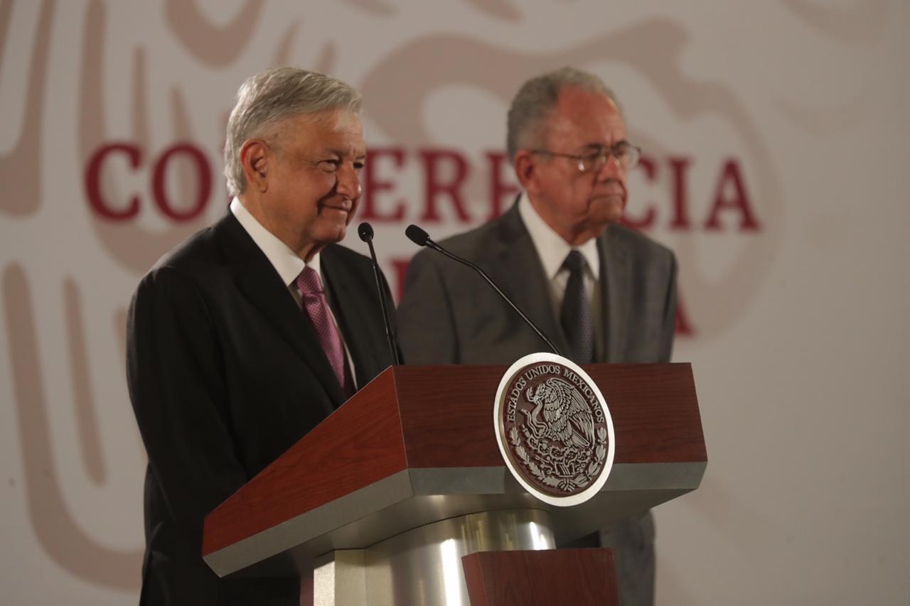 AMLO y Jiménez