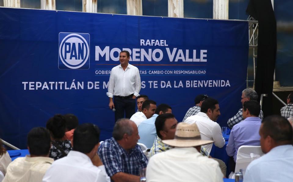 Moreno Valle PAN 3
