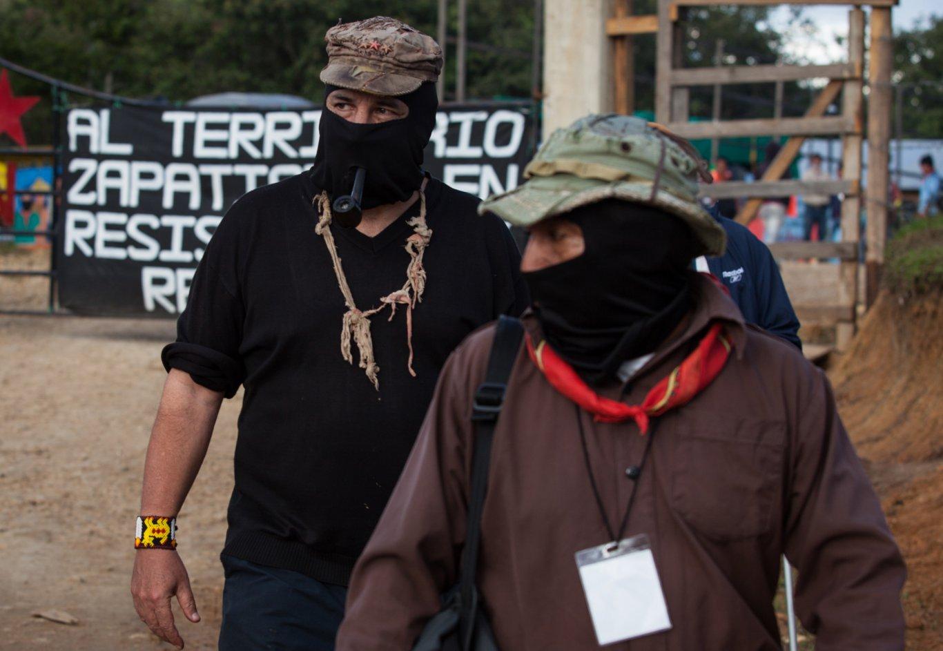 11 territorios son controlados por EZLN en Chiapas