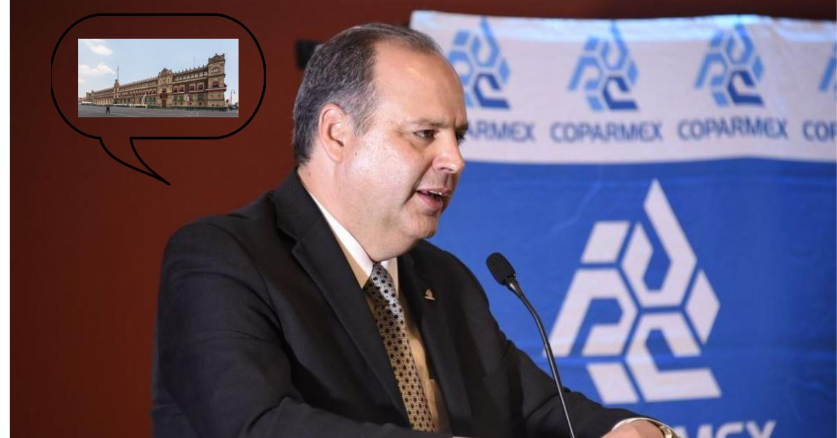Percepción de corrupción va a la baja: Coparmex