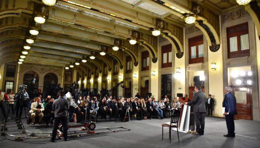 Conferencia de prensa de AMLO (17/07/2019) | En vivo
