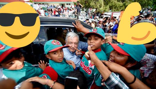 A llorar oposición: más del 70% de los mexicanos apoya a AMLO