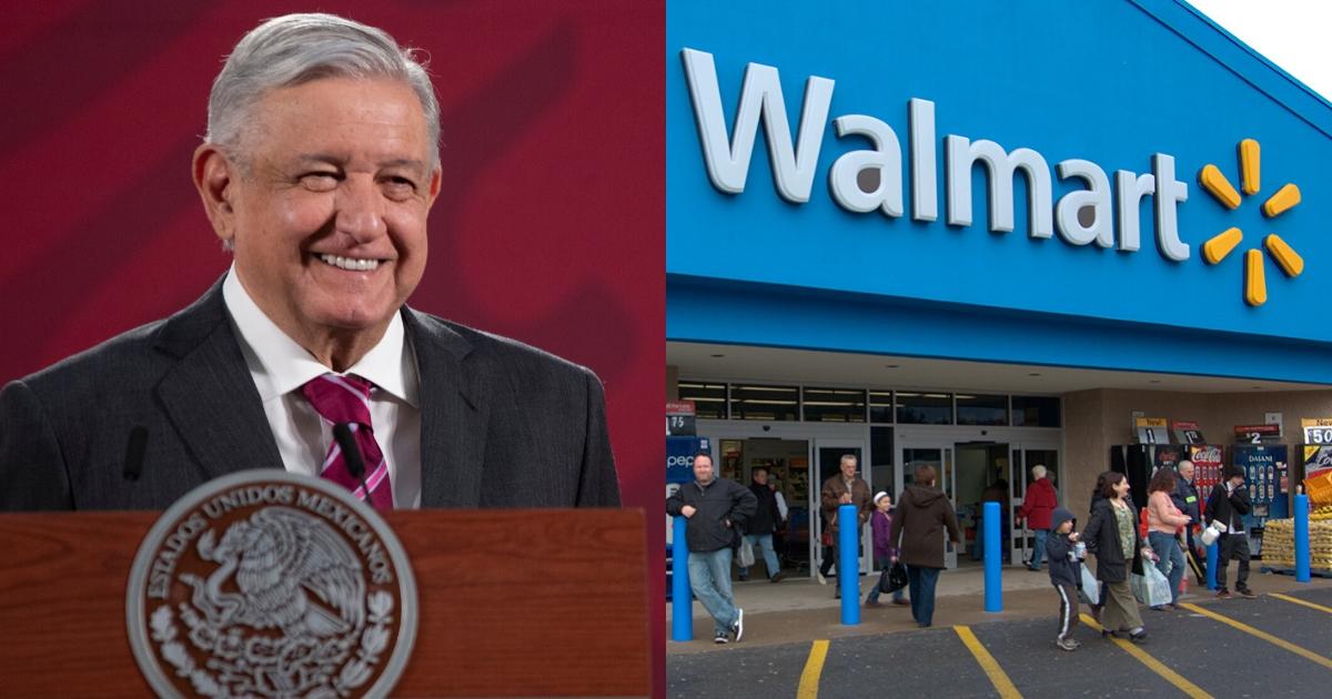 AMLO Walmart
